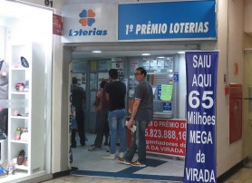 LOTÉRICA 1º PRÊMIO