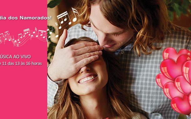Dia dos Namorados com muita música boa