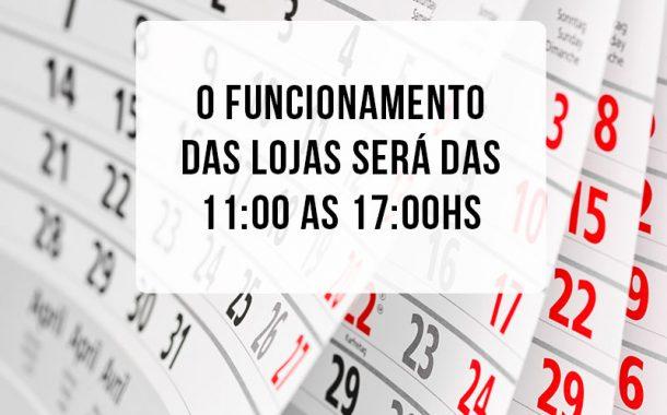 ABRIREMOS NO FERIADO 7 DE SETEMBRO