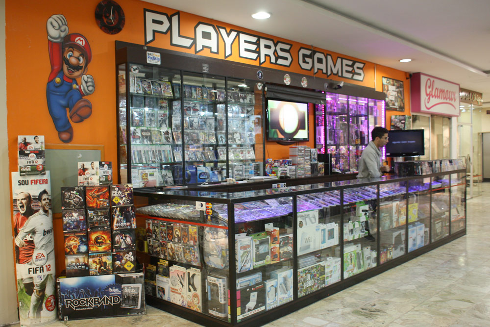 PLAYERS GAMES