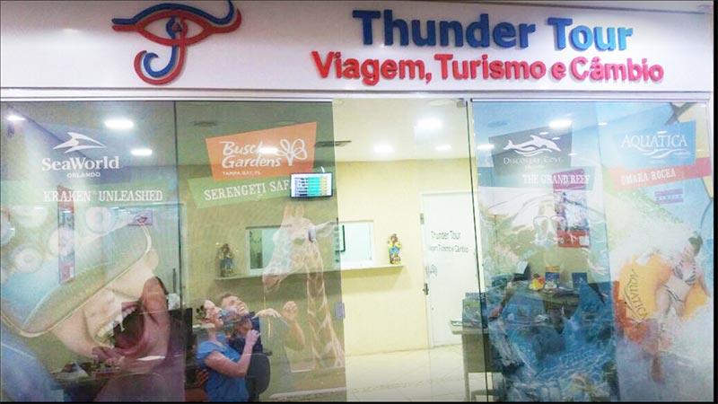 Loja Thunder Tur