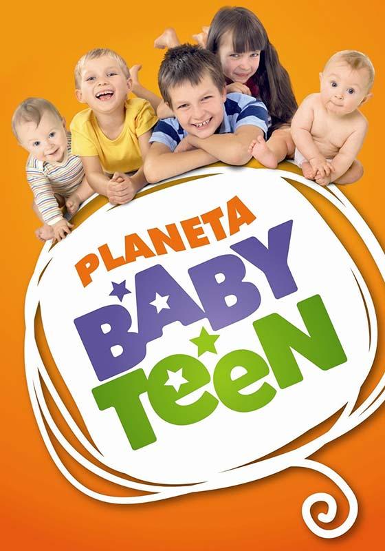 Logo Planeta Baby Teen