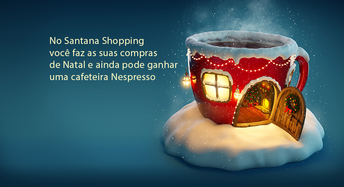 Natal no Santana Shopping